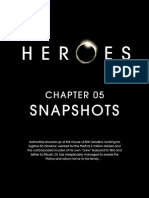 05 Heroes Graphic Novel