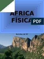 ÁFRICA FÍSICO