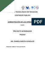 Proyecto Admon de Las Operaciones