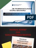 Definisi Mentor PPGB
