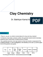 Clay Chemistry(Part 1)