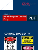 15 Confined Space