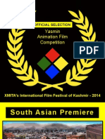 Official Selection Booklet 8th August