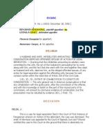 BENJAMIN BUGAYONG, Plaintiff-Appellant, Vs. LEONILA GINEZ, Defendant-Appellee.