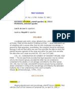 SOCORRO MATUBIS, Plaintiff-Appellant, Vs. ZOILO PRAXEDES, Defendant-Appellee.