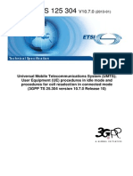 PLMN Selection document