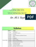 Concreet Tecnologey 7-9-2008