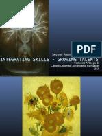 Integrating skills - growing talents