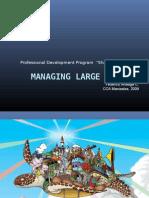 Managing large classes - Module 6