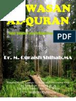 WAWASAN AL-QURAN Dr. M. Quraish Shibab,MA