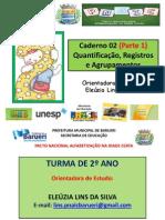 PNAIC - Caderno 2 (parte 1) - Quantificação, Registros e Agrupamentos