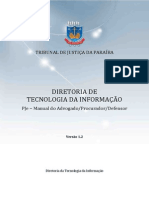 Manual Do Advogado PJe