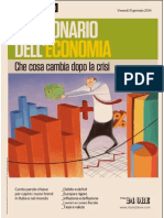 Galimberti Fabrizio DIZIONARIO di ECONOMIA Cosa cambia dopo la crisi 13 genn 2014