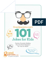 101 Jokes for Kids