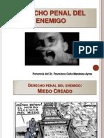 Diapositivas Derecho Penal Del Enemigo