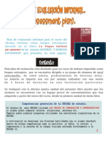 plan de assessment