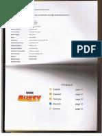 Muzzy DVD 1 Book