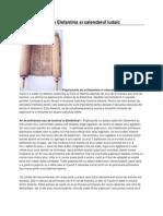 Papirusurile de La Elefantina Si Calendarul Iudaic
