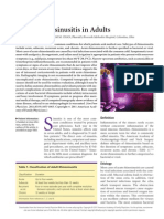 -Acute Rhinosinusitis in Adult Journal