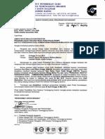 Surat Jemputan Konvo