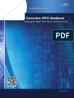 Power Factor Correction PFC Handbook