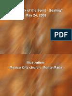 Sermon Power Point-2009-05-24