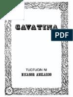 Cavatina (Nicanor Abelardo)