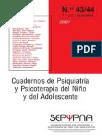 Psicoterapia y Psiquiatria Niños y Adls