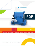 Variable Speed Fluid Coupling - SC