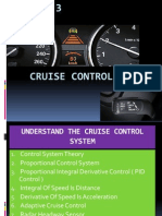 Chapter 3 - Cruise Control Systems