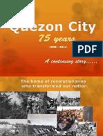 Quezon City 75 Years