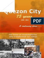 Quezon City 75 Years