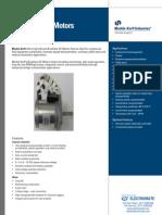 Merklekorff Brushless DC Motor Specsheet