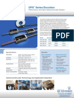 MicroESystems OPS 2P DataSheet