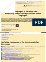 Www Native Languages Org