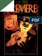 Libro de Clan Tremere 3ª Ed