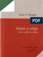 John F. Haught - Stiinta Si Religie