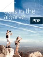 Guide to trails in the algarve