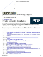 Dissertation site