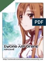 SAO Vol01