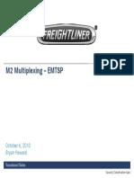 M2 Multiplexing EMTSP - Howard