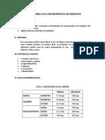 Laboratorio n 01 -Instrumentos de Medicion