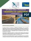 Ingenieria de Carreteras 2014