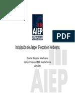 Instalación y Uso de Jasper IReport en Netbeans