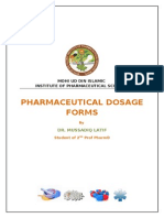 50737275 Pharmaceutical Dosage Forms PDFs