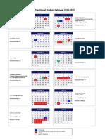aps 2014-15 calendar students