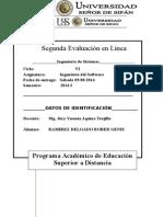 Evaluacion en Linea 02 (2014-I)