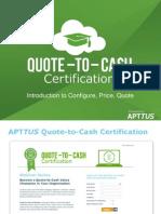 QTC Cert Module 2 CPQ