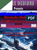 Russische Duikboot U-480