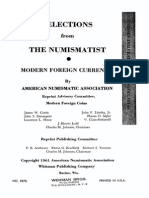 Selections from the Numismatist. Modern foreign currency / by American Numismatic Association